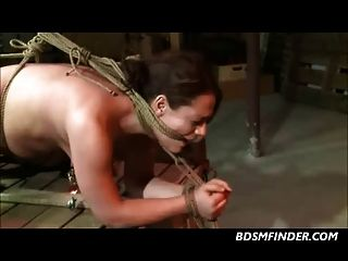Esclavitud Atada Y Azotada