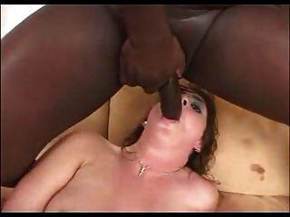 British Slut Isabel Ice Ama El Sexo Anal Desagradable