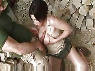 Lindo Y Bigboobs Follando Con El Trabajador De Trituradora De Piedra
