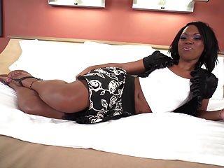 18yr Viejo Negro Adolescente W Asno Agradable En Aficionado 1 ª Vez De Vídeo