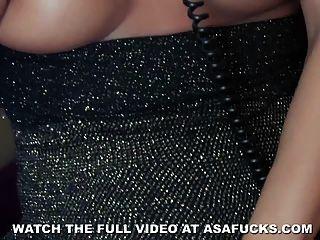 Asa Akira Teléfono Cámara De Sexo
