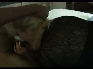 Mujer Madura En Pantyhose Jodido Un Bbc (cornudo)