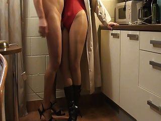 Pantyhose Handjobs Fin De Semana Con Mi Gf