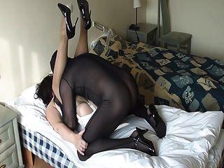 Sexo Con Mi Pantimedias Gf Parte 2 De 3
