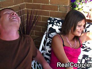 Pareja Real Susie \u0026 Jay Describir Cómo Se Conocieron Parte 1
