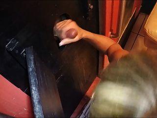Trabajando Cólicos Para Cum En El Agujero De La Gloria