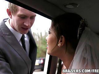 Brazzers Pre Wedding Fucking