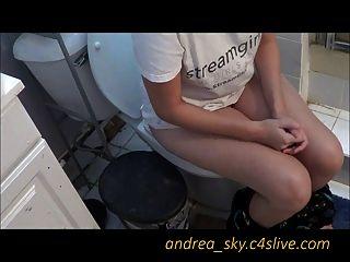 Baño Andrea Cielo