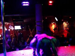 Hustler Club Bbw Strip Concurso Video