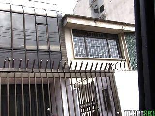 Oyeloca Amateur Pequeños Tits Latina Yolanda Garcia Jodido Duro
