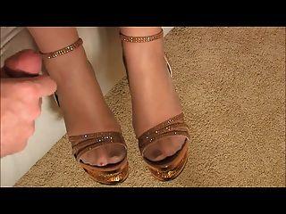 Goettliche Schuhbesamung
