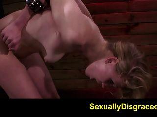 Esclava Sexual Jayden Rae Regresa Para Obtener Su Carga De Maestros Caliente