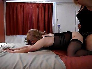 Carli Pegged Por Sexy Stacy