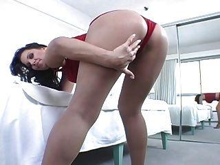Concurso De Pantyhose Sexy Danés Kira