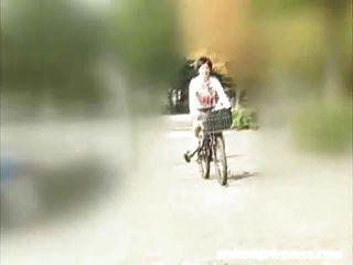 Sdms 598 Japanese Bicycle Ejaculation 3
