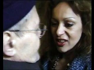 Francés Maduro N45a Rubio Anal Mamá Y Anciano Vieux Perver
