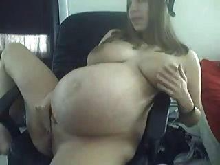 Hermosas Mujeres Embarazadas En La Webcam 2
