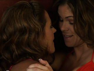 Parte 1 De La Fiesta De Pijamas Lesbiana