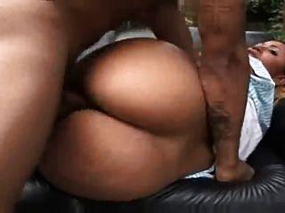 Brasileña Luana Big Butt