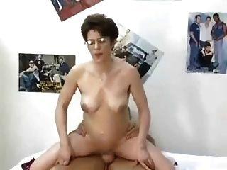 Embarazada Madura