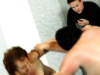 Anillo Nude Lucha Libre Partido Con Dos Bbws