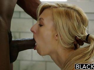 Blacked Blonde Girlfriend Alexa Grace Trucos Con Bbc