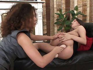 Monica Y Amanda Culo Jodido