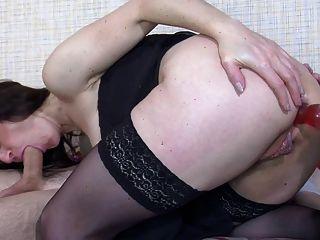 Sexy Madura Con Chico Joven