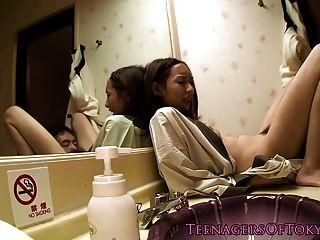 Nippon Adolescente Golpeó En La Habitación Del Hotel