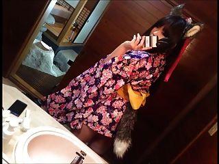 Gran Botín Japanese Girl Rin Higurashi