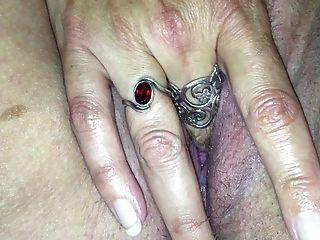 Hotwife Masturbándose