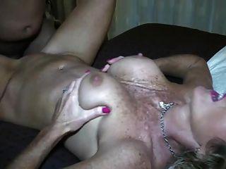 Hot Milf Interracial Cuckold