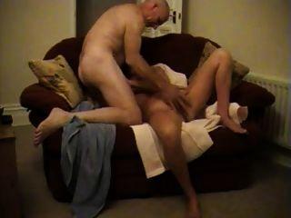 Pareja Mayor Tener Relaciones Sexuales