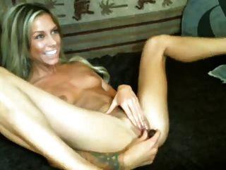 Consolador Rubia Sexy Cum Cum