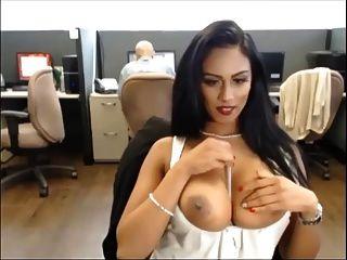 Sexi Desi Perra En Skype 4