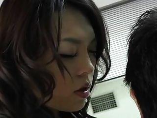 Muchacha Hermosa Del Pantyhose Japonés