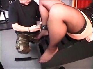 Mi Piercing Sexy Esclavo Maduro Pesado Pezón Pezones