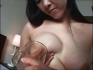 Kurahashi Mai Esposa Leche Materna Lactación Por Tom