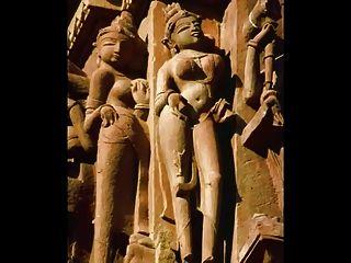 Tantra Las Esculturas Eróticas De Khajuraho