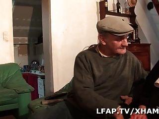 La Bonne Soeur Prend En El Cul En Sucant Papy