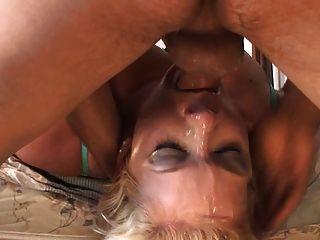 Heidi Mayne Tiene Su Cara Follada
