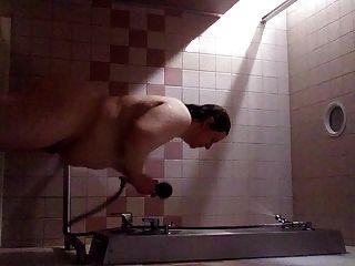 Desnudo En La Ducha