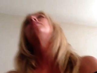 Esposa Tiene Tres Orgasmos Montando Mi Polla