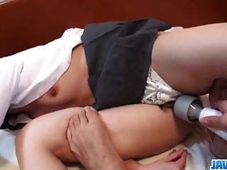 Ai Nena Japonesa Bombeada En Juego Porno Duro