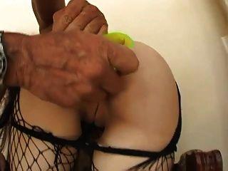 Sasha G Obediente Puta Ama El Sexo Anal