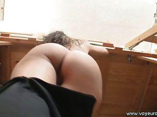 Sexy Nena Desnuda Joven