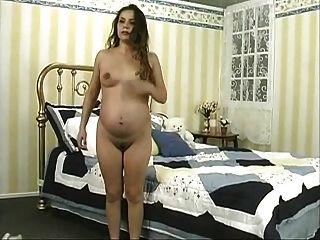 Hermosa Mamá Embarazada 9