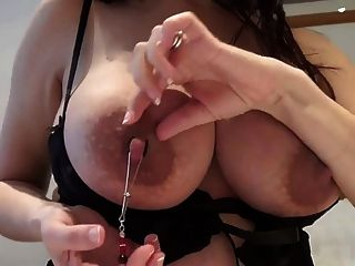 Big Tits Big Dildo Bvr