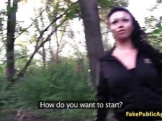 Jodido Aficionado Húngaro En El Parque