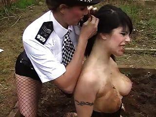 Jane Es Un Strapon Cop Escena 1